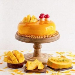 Buy Mango Cakes Online From Cake Express Ghaziabad