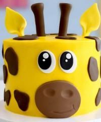 Animal and Birds Theme Cakes