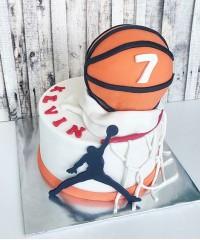 Basketball Theme Cakes