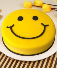 Smiley Cakes