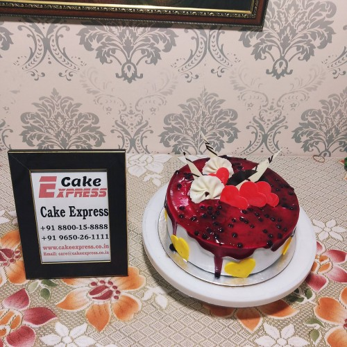 Blueberry Premium Birthday Cake Delivery in Ghaziabad