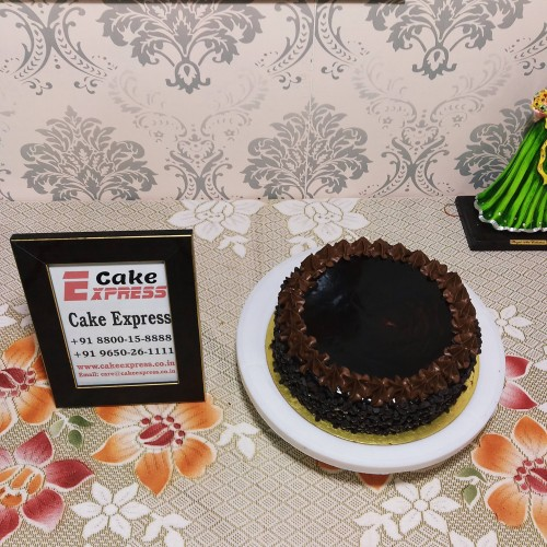 Chocolate Chip Cake Delivery in Ghaziabad